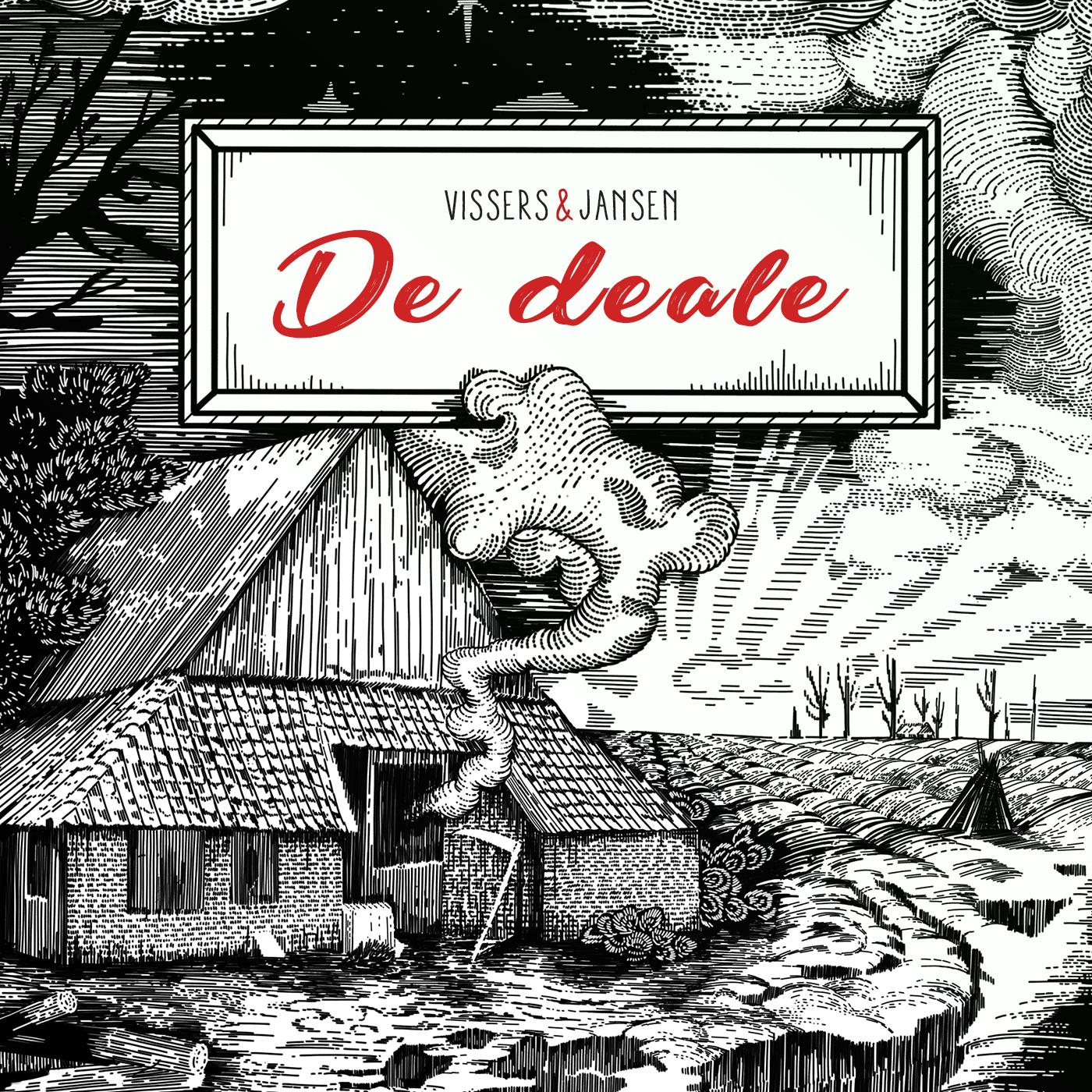 """Cover van Album """"De deale"""" van Vissers & Jansen"""
